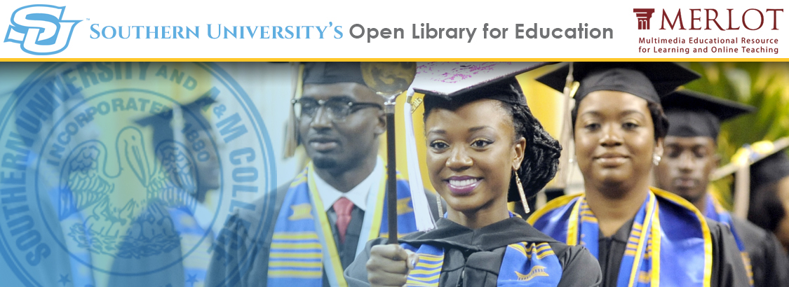 Southern University's Open Library for Education.